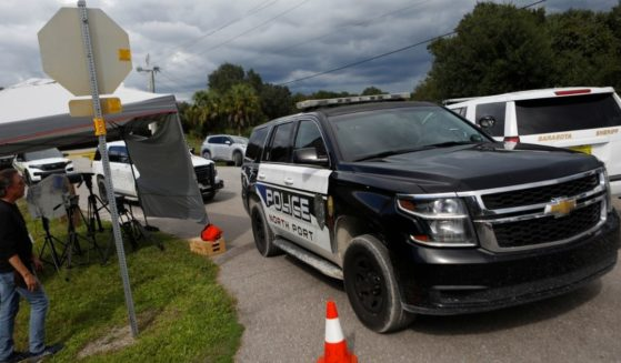 The North Port Police Department along with other surrounding law enforcement agencies continue their search in the T. Mabry Carlton Jr. Memorial Reserve in Venice, Florida, for Brian Laundrie.