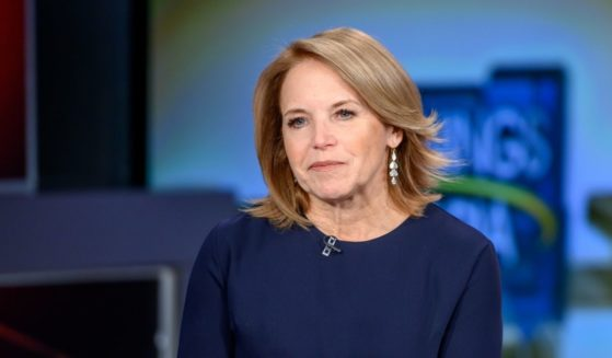 Longtime television personality Katie Couric, pictured in a file photo from March 2019.