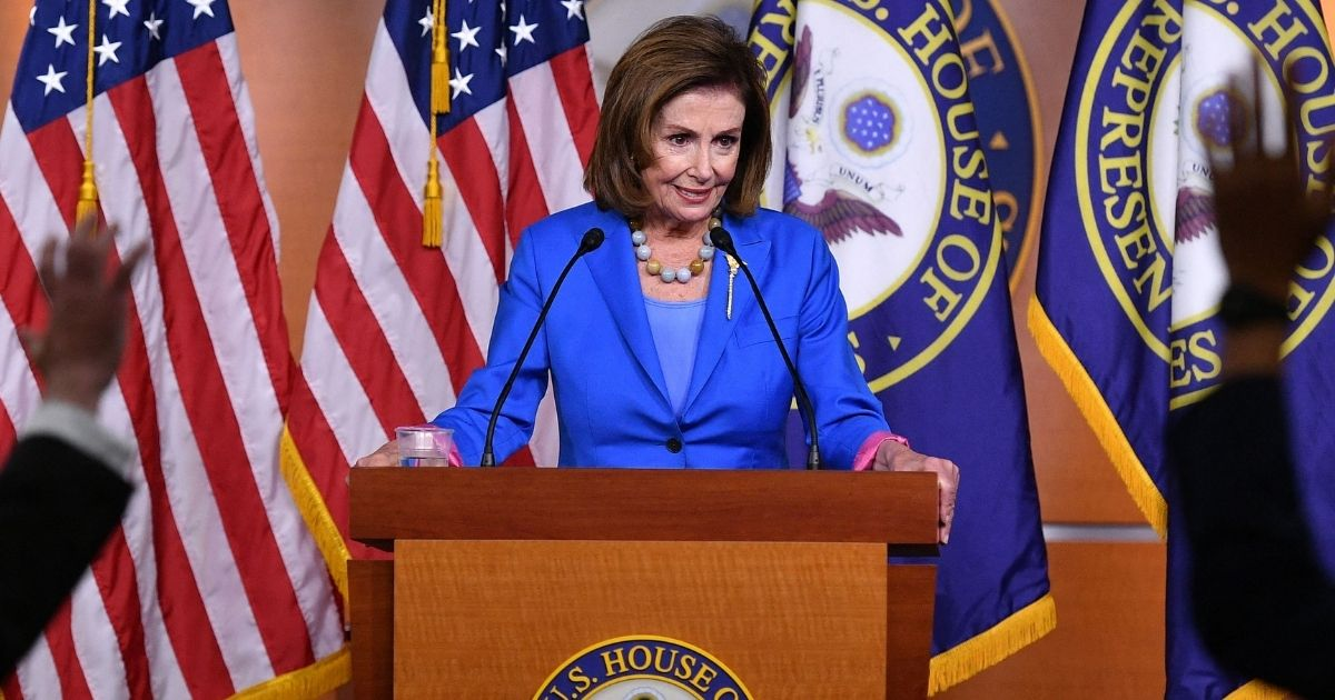 Video: Power-Mad Pelosi Admits She Thinks 'A Lot' About Ruling the World