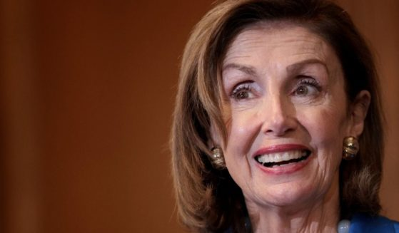 House Speaker Nancy Pelosi is pictured in a Sept. 30 file photo.
