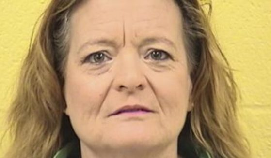 A photo provided by the Ohio Department of Rehabilitation and Correction shows inmate Kim Hoover-Moore.