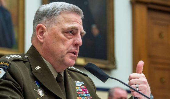 Chairman of the Joint Chiefs of Staff Gen. Mark A. Milley testifies during a House Armed Services Committee hearing in the Rayburn House Office Building at the U.S. Capitol on Sept. 29.