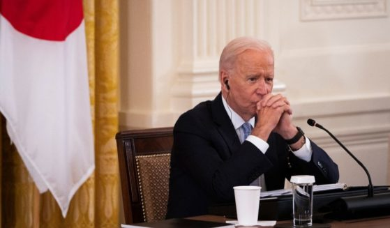 President Joe Biden is seen in the East Room of the White House in Washington, D.C., on Sept. 24.