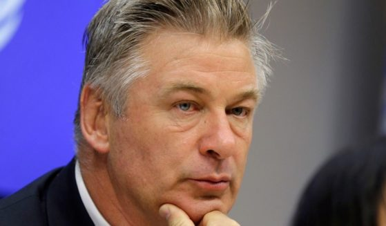 Actor Alec Baldwin, shown at a news conference at the United Nations in 2015, could be charged in the shooting death of cinematographer Halyna Hutchins on the set of the movie 'Rust' last week, according to the district attorney investigating the case.