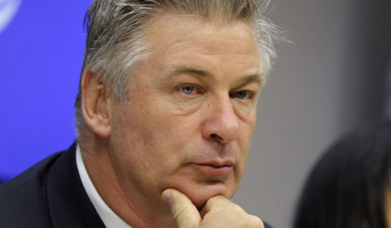 Actor Alec Baldwin attends a news conference at United Nations headquarters in New York City on Sept. 21, 2015.
