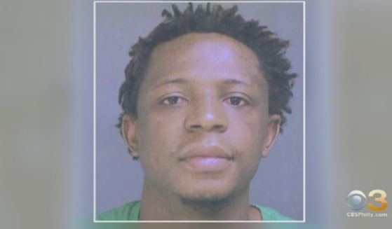 Fiston Ngoy, the suspect in a rape that occurred on a commuter train in Philadelphia on Oct. 13.